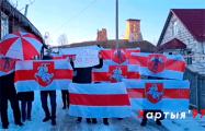 Как белорусы протестовали 10 марта