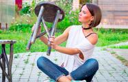 Девушка-столяр из Минска: Хочется просто работать и получать от этого удовольствие