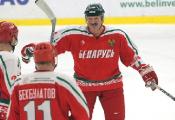 Хоккейная команда Президента Беларуси проиграла дружине Минской области в матче республиканских любительских соревнований