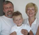 Владимир Халип: Ирина держится, Даник помогает (Видео)