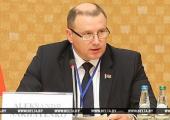 Для аккредитовавшихся на форум компаний из Беларуси, России и Австрии не хватило зала