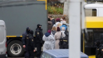 Более 90 человек задержаны на акциях протеста в Минске