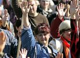 Гомельские предприниматели протестуют против ставок аренды