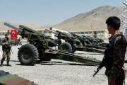 Турецкая артиллерия обстреляла территорию Сирии