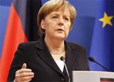 Ангела Меркель: Запад готов к новым санкциям в отношении России