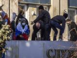 Задержаны четверо захватчиков СБУ в Луганске