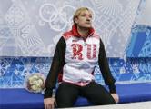 Евгений Плющенко снялся с Олимпиады из-за травмы