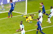 ЧМ-2018: Япония сыграла вничью с Сенегалом