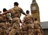 Британские ВВС провели крупнейшие за 13 лет учения