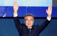 Кандидат от демократов заявил о своей победе на выборах в Южной Корее