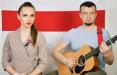Оперная певица Маргарита Левчук душевно исполнила «Краю мой родны»