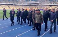 Дебаты: Зеленскому и Порошенко монтируют на «Олимпийском» две сцены