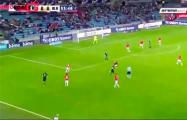 Белорусские футболисты обыграли сборную Норвегии