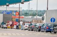 Нелегалы штурмуют белорусско-польскую границу