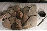 Израильские ученые нашли древний гроб с чиновником