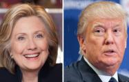 Выборы президента США: Трамп опережает Клинтон на 3%