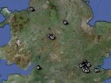 Очаги британских беспорядков нанесли на Google Maps