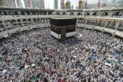 Хадж в Мекку совершили более 1,3 миллиона паломников
