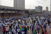 В Нигерии толпа линчевала предполагаемую смертницу