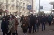 Витебск вышел на Марш