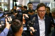 Вучич вышел в лидеры на президентских выборах в Сербии