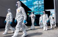 Количество умерших от коронавируса в Италии превысило 20 тысяч