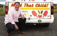 Британец c фургоном мороженщика соберет деньги для белорусских детей