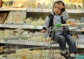 В европейском рейтинге расходов на еду Беларусь - в последней пятерке