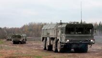 Россия проводит учения с «Искандерами» на западных границах