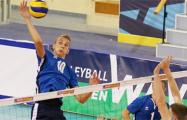 Сборная Беларуси по волейболу переиграла команду Венгрии в матче Серебряной Евролиги