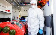 В районной больнице под Витебском произошла вспышка коронавируса