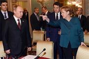 Меркель выступает за продление санкций против России