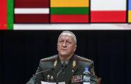 Кто метит в кресло начальника генштаба Беларуси?