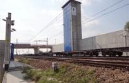 На белорусско-польской границе начал работу новейший рентген для товарных поездов
