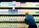 Импортные молочные продукты подорожают на 20%