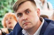 Андрея Стрижака третий раз подряд задержали на границе