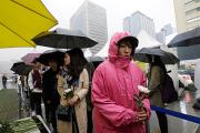 Лидеров Южной Кореи отказались пустить на траурную церемонию по «Севолю»