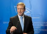 Штефан Фюле: ЕС не станет смягчать позицию в отношении Беларуси