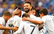 Франция вышла в финал ЧМ-2018
