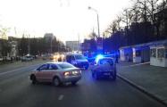 В Бресте «разминировали» остановку в центре города