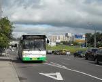 Общественный транспорт Минска будет ездить по выделенным полосам