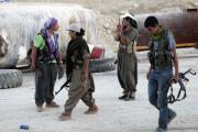 Курдские ополченцы застрелили троих турецких солдат