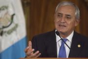Президент Гватемалы ушел в отставку