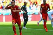 Бельгийцы с трудом победили Алжир