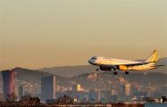 В аэропорту Мадрида аварийно сел самолет без одного колеса и со сломанным двигателем