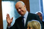 Спецпосланник ООН заявил о приглашении сирийских боевиков на переговоры в Женеву