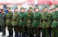 Военнослужащих внутренних войск Беларуси будут обучать в Росгвардии