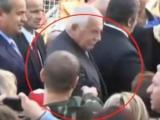 Начальник охраны президента Чехии подал в отставку