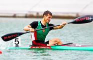 Белорусский гребец Юреня завоевал второе «золото» на этапе КМ в Белграде