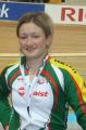 Лучшую белорусскую велосипедистку выгнали из сборной